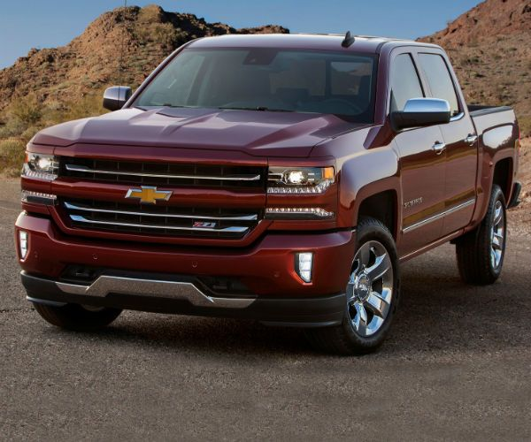 2018 Chevrolet Silverado is the featured model. The 2018 Chevy Silverado Concept image is added in car pictures category by the author on Mar 22, 2017.
