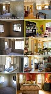 mobile home decorating ideas single wide - Google Search