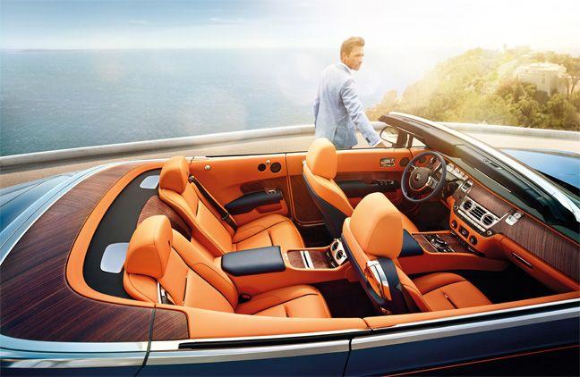 Rolls-Royce Dawn : Le nouveau modèle 2016 de Rolls-Royce.