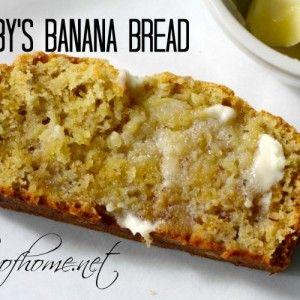 Bobby Flay's Banana Bread