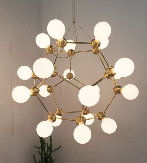 Architectural digest show 2018 contemporary home decor and mid century modern lighting ideas from