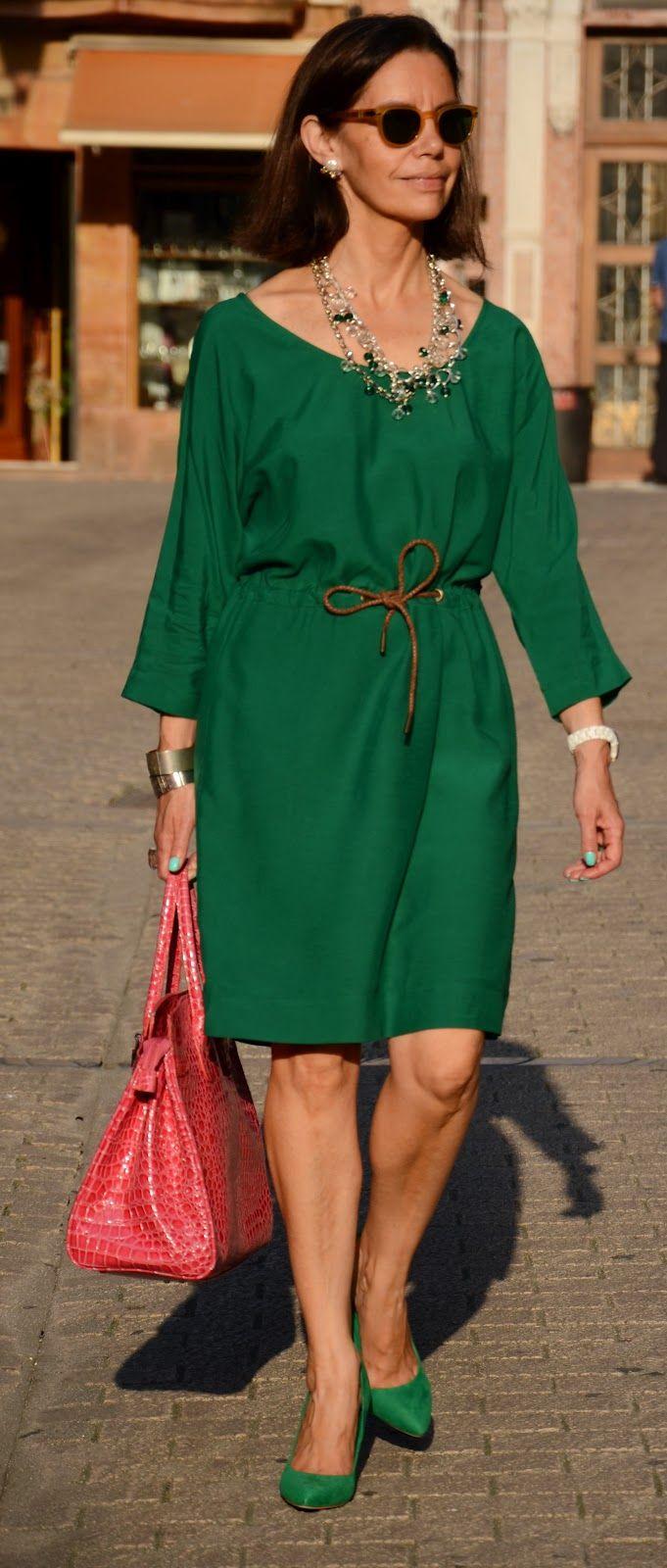 Cómo se viste en el Norte, desde el punto de vista de una mujer madura que cree que la moda va más allá de la ropa