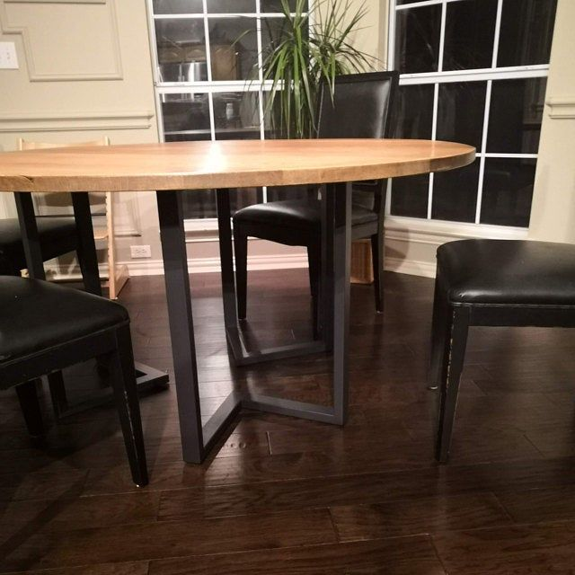 28 Dining Table Leg Base Width 24 Height 26 30 Set Of 2