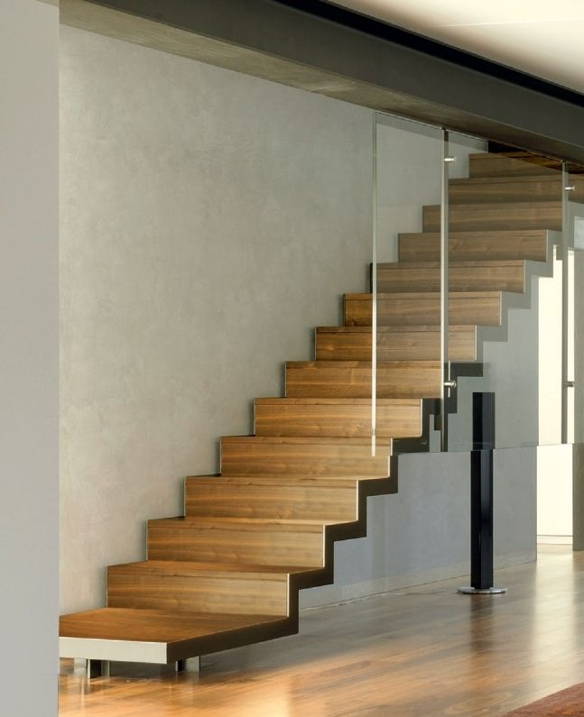 American Walnut Stairs Covering