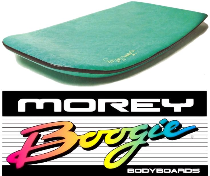 The story of the original Morey Boogie Board