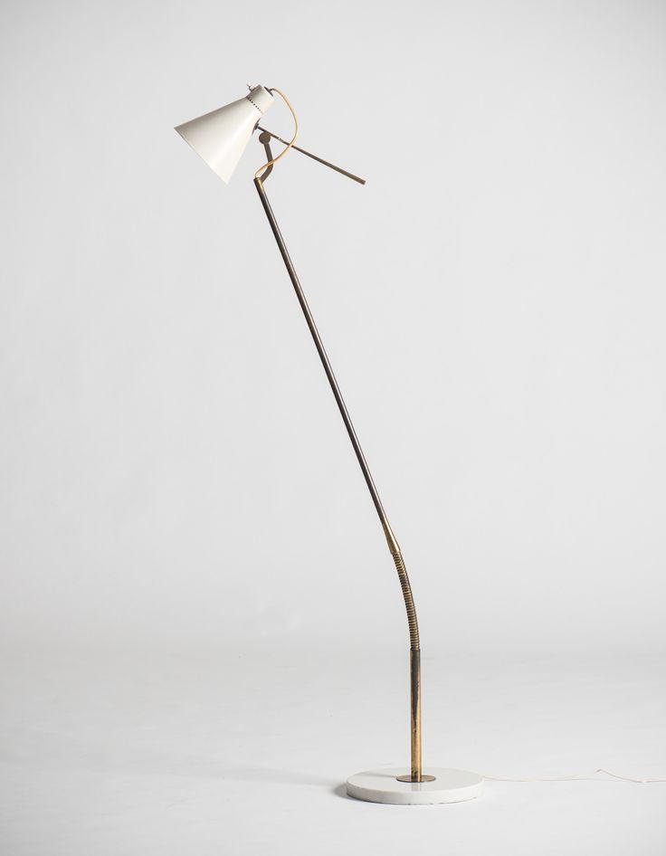 198 best Gino Sarfatti images on Pinterest | Floor lamps ...