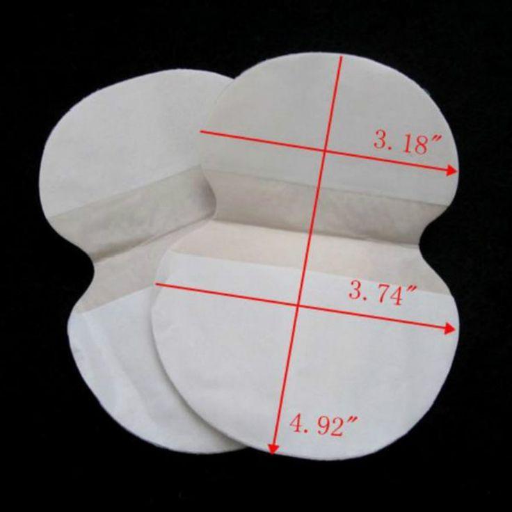 30PCS Disposable Underarm sweat Guard Pad Armpit Sheet Liner Dress Clothing Shield