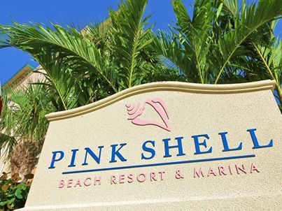 Lovely Pink Shell Beach Resort Marina Fort Myers Beach Lee County Florida f