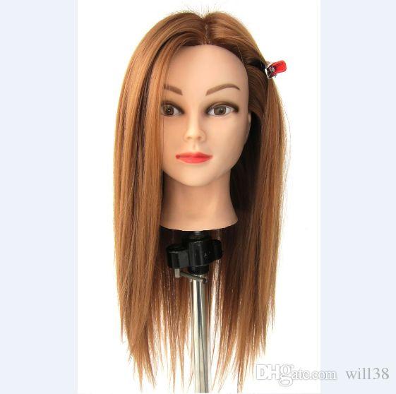 Sale Hair Heads Mannequin Long