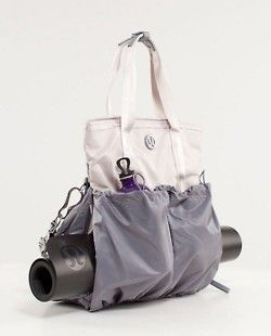 Work Bag With Water Bottle Pocket