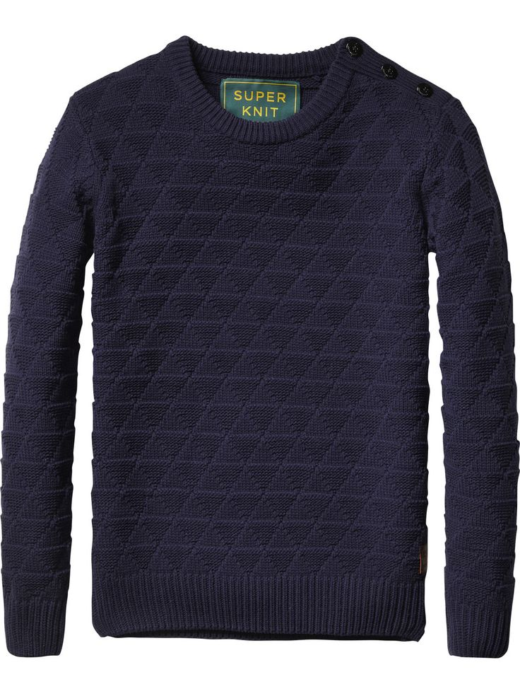 cable knit pullover pullover men 39 s clothing at scotch. Black Bedroom Furniture Sets. Home Design Ideas