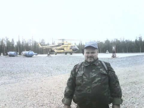 Фото места:- тундра, вахта, строительство нефтепровода... vlomtew2015@yandex.ru