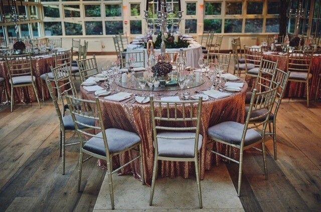 Rose Gold themed wedding- stunning. The Orangery, Maryborough Hotel, Cork