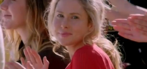"""Anna Hutchison from """"Blinder"""" and """"Cabin in the Woods"""""""