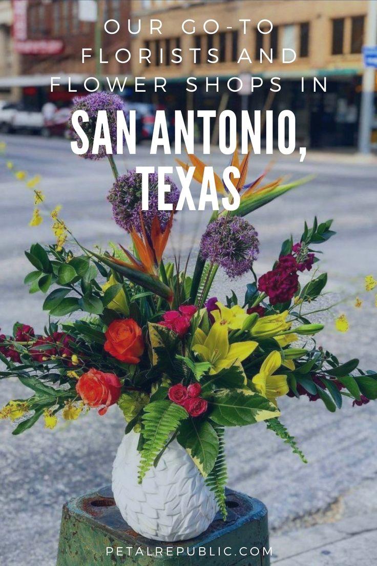 best flower delivery san antonio tx