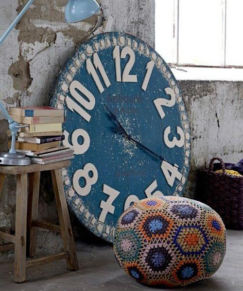 Die Besten 25+ Wanduhr Xxl Ideen Auf Pinterest   Xxl Uhren, Uhren