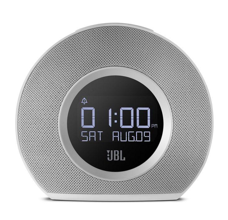 Bocina y reloj Bluetooth JBL Horizon 2xUSB