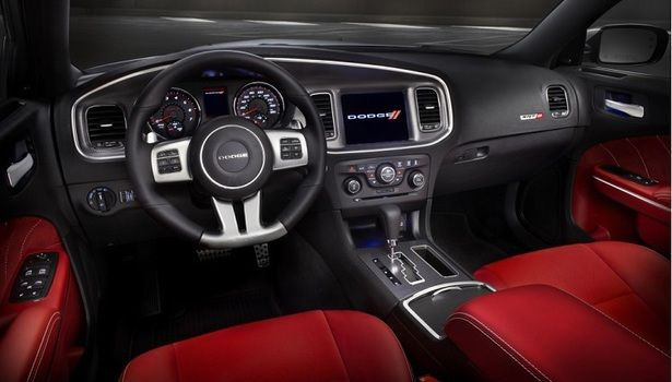 Gallery Image Interior of the 2016 Dodge Charger now available at Central Florida Chrysler Jeep Dodge on John Young Parkway & Sand Lake Road in Orlando. See our huge inventory at www.cfchrysler.com or call us at 407-351-9940.