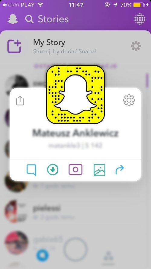 """Zobacz jak w prosty sposób możesz przeglądać i pobierać zdjęcia znajomych na snapchat. Zapraszamy na nasze profile: """"Snapfotos.pl Aplikacja na snapchat"""" ►Youtube: https://www.youtube.com/channel/UCN5S6Lepb0G-Pth0hRAVimg ►Facebook: https://www.facebook.com/Snapfotospl ►Google+:https://plus.google.com/u/0/b/114637443390260622314/114637443390260622314 ►Instagram: https://www.instagram.com/snapfotos.pl/ ►Twitter: https://twitter.com/Snapfotospl ►Oficialna Strona: http://snapfotos.pl/"""