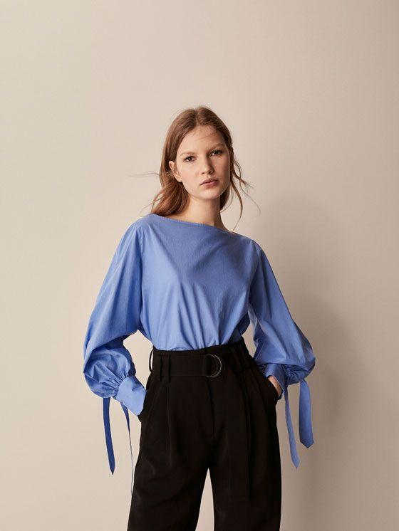 Blusas y camisas de mujer  58fb35c6eb3