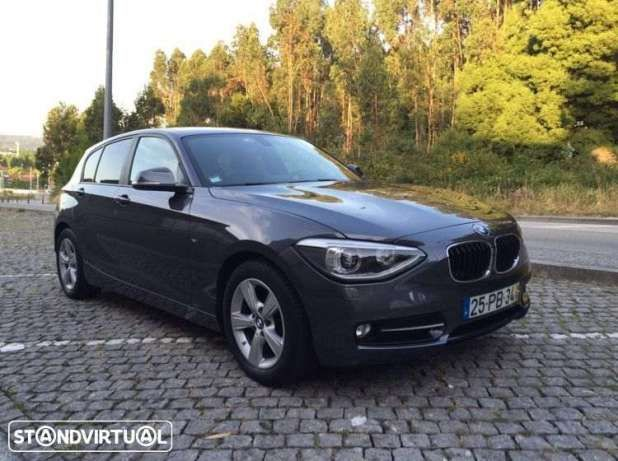 BMW 116 Efficient Dynamics Line Sport preços usados