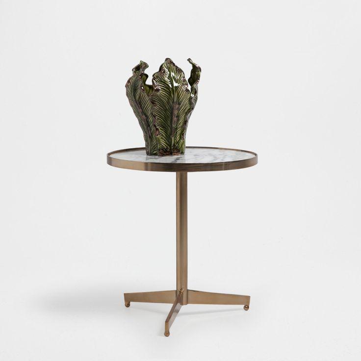 Zara marble top table