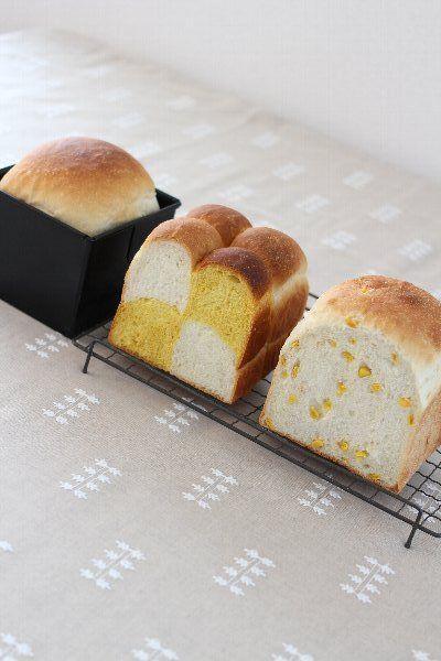 食パン型付き!日本一簡単に家で焼ける食パンレシピBOOK : ちぎりパン ... f0224568_10375898.jpg