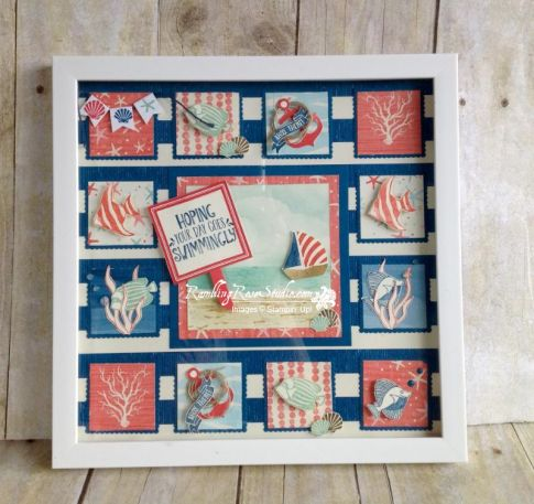 Seaside Sampler... | Rambling Rose Studio | Billie Moan