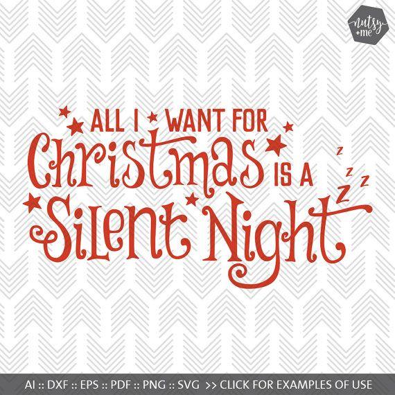 Christmas SVG Files  SVG Files for Cricut  Christmas by nutsyandme