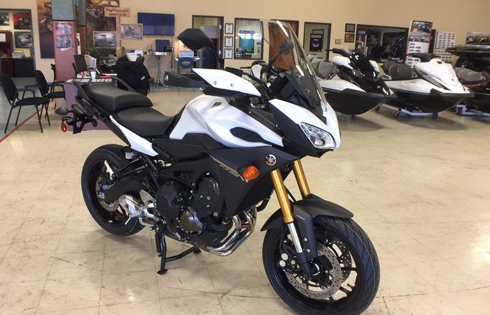 Deal of the Day: 2017 Yamaha FJ-09 - Available from Freedom Powersports Lewisville Price: $10,699! Be sure to like and share for new deals each day!