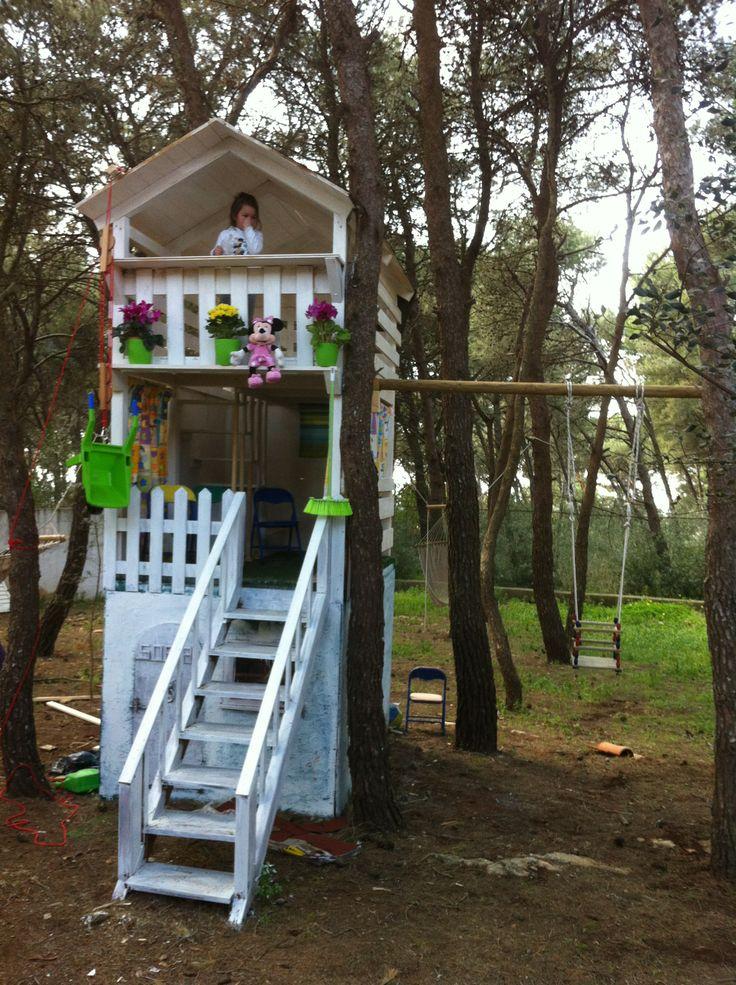 Oltre 25 fantastiche idee su altalene da albero su for Alberelli per giardino