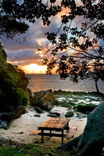 Picnic Spot - Lord Howe Island - Australia