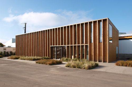 Vanessa Larrère Architecte - Bureaux - Landes - 2010