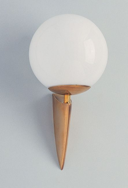 W4-048 - Small Globe Wall Light
