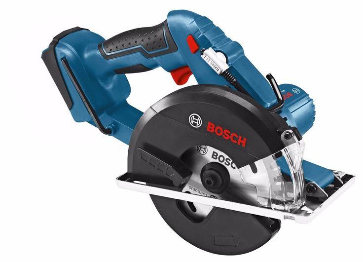 Bosch GKM18V-LI Professional Cordless Circular Saw 18V Body Only #BOSCH #GKM18V-LI #Cordless #Circular #Saw #18V