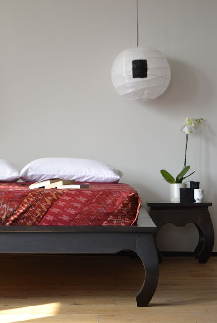 The Opium bed - exclusive to Natural Bed Company. http://www.