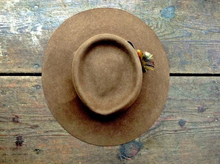 Image of Cowboy Beaver Hat
