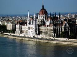 Parlamento de Budapest (Hungría)