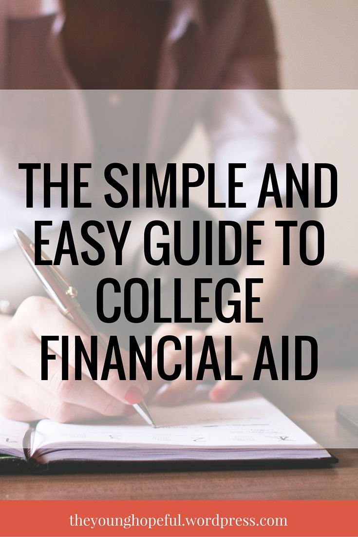 9349 best College Financial Aid images on Pinterest | College ...