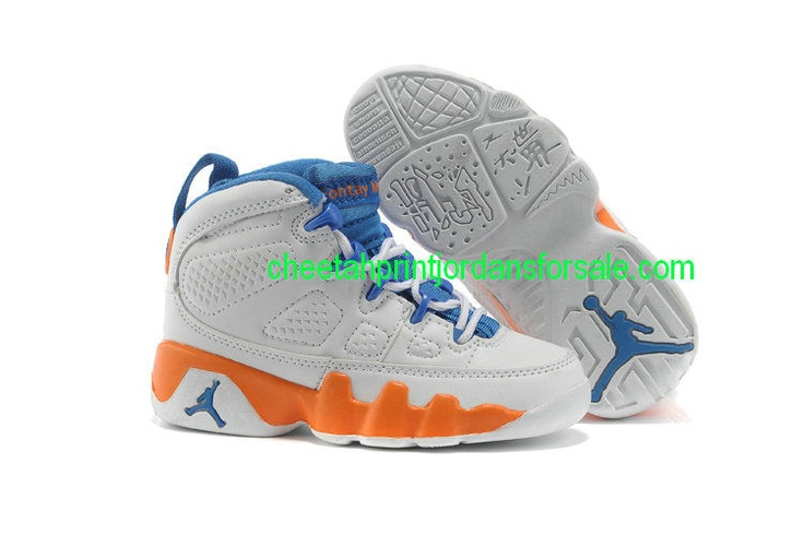 In Kid Shoes