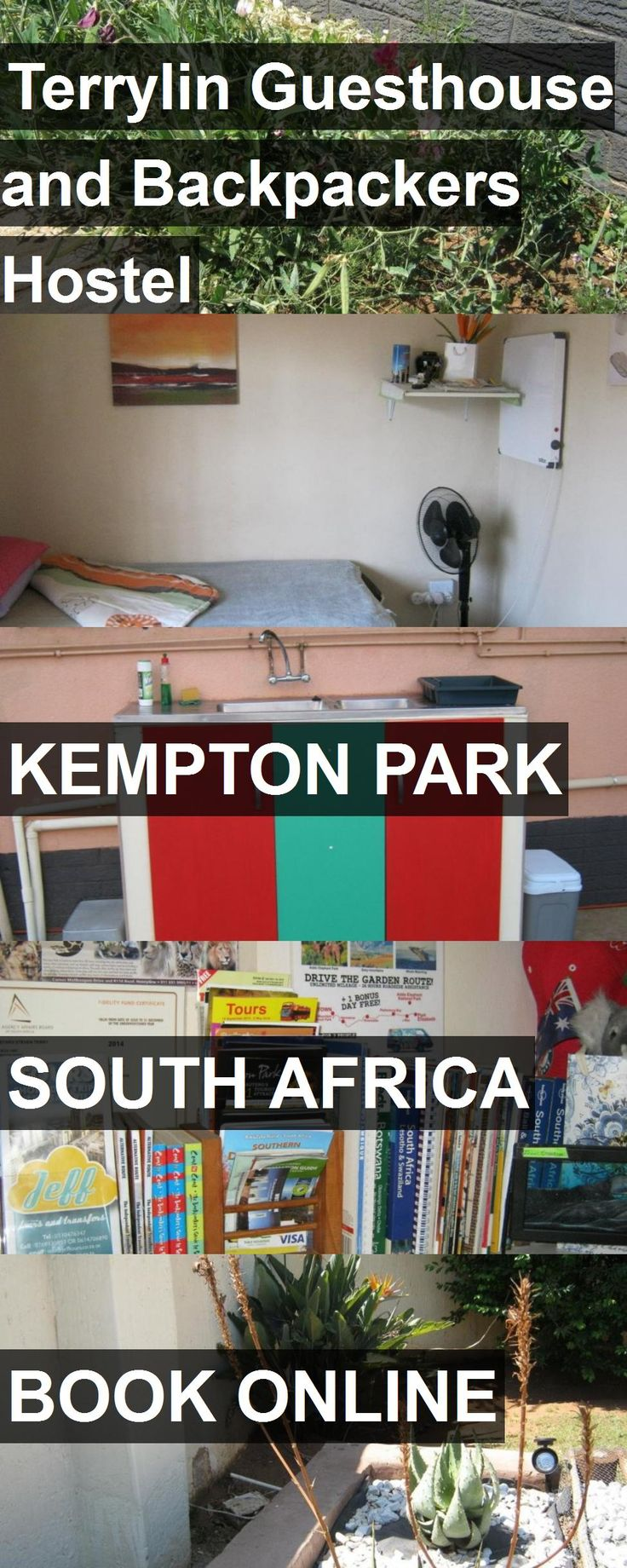 Hotel Terrylin Guesthouse and Backpackers Hostel in Kempton Park, South Africa. For more information, photos, reviews and best prices please follow the link. #SouthAfrica #KemptonPark #TerrylinGuesthouseandBackpackersHostel #hotel #travel #vacation