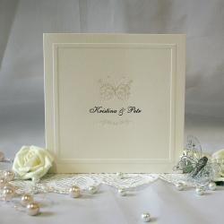 Svatební oznámení W563