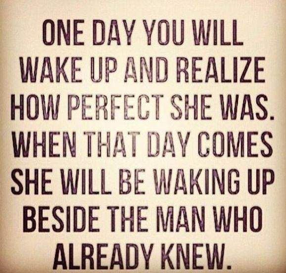 One Day Youll Wake Up And Realize Quotes And Sayings Quotes