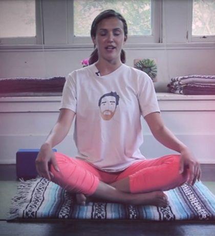 Jóga gyakorlatok lefekvés előtt