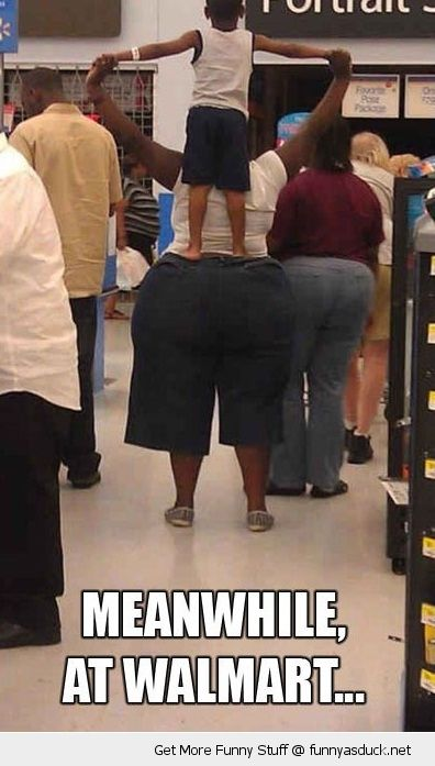 You might have a big rump if... your child can actually use it as a step. Lol!