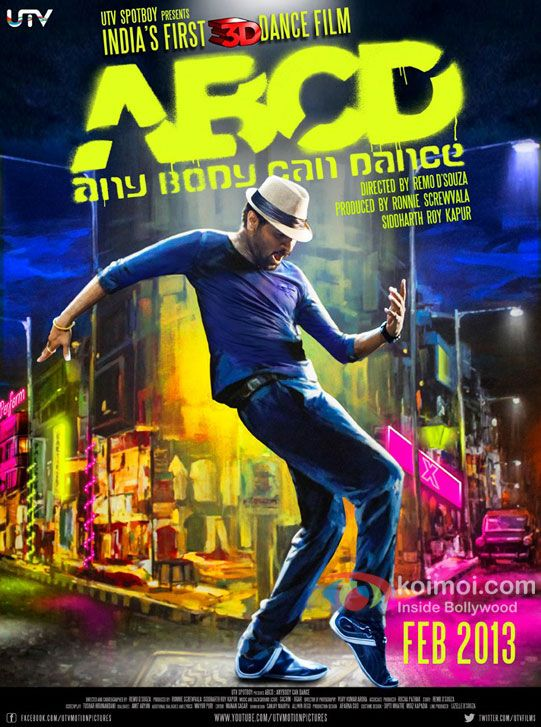 Watch Online & Download Movies: Abcd Anybody Can Dance Full Movie Download in Hd