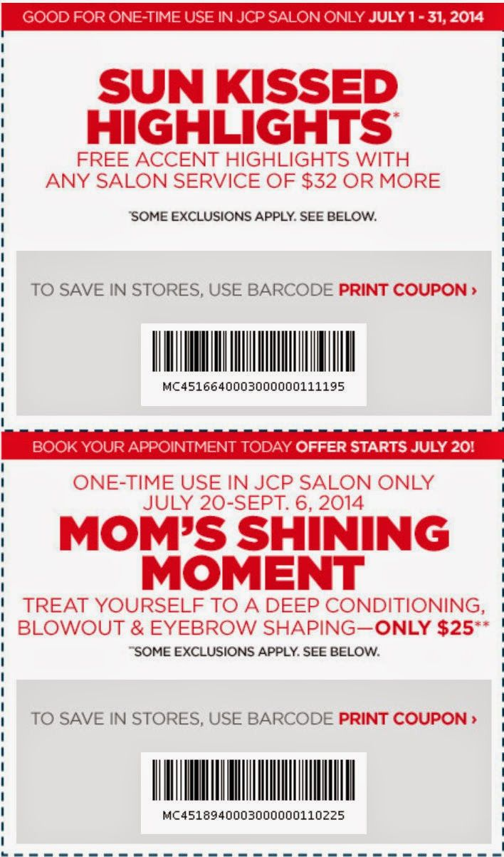 Coupon master clipping service - Barbara S Beat Two Coupons To Save On Jcp Salon Services
