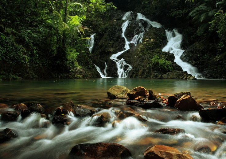 Belitung Island, Kepulauan Bangka Belitung, Sumatra, Indonesia by parolen