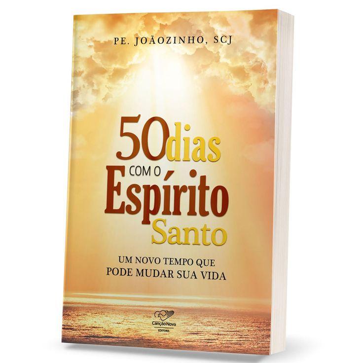 Livro 50 dias com o Espírito Santo