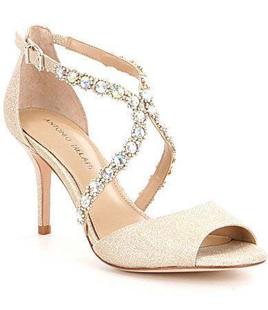 Antonio Melani Jamme Sandals #Dillards